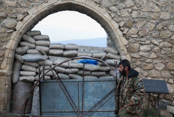 Karabakh War