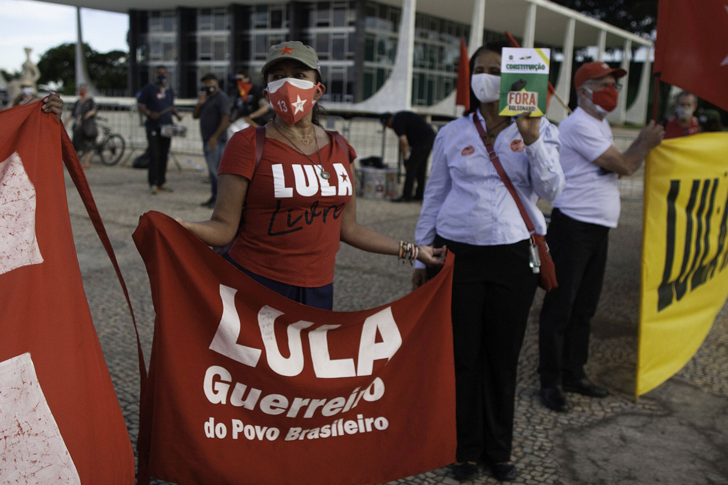 A Sleeping Giant Wakes: The Implications of Lula's Sentence Annulment for Brazil's 2022 General Elections