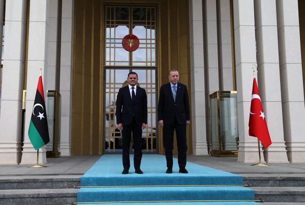 Maritime Delimitation Agreements Between Turkey and Egypt