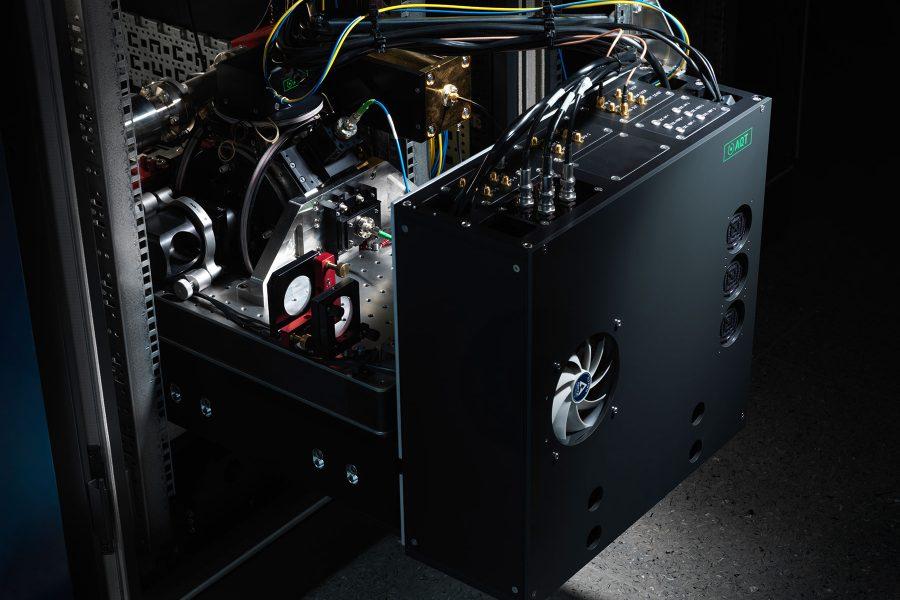 Industry standard ion trap quantum processor aqt